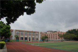 广州石楼镇中心小学图片