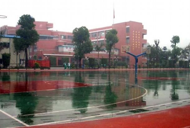 广州育才实验学校图片