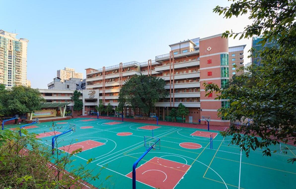 广州第16中中学图片