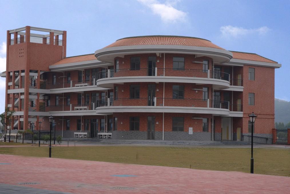 广州外国语学校图片