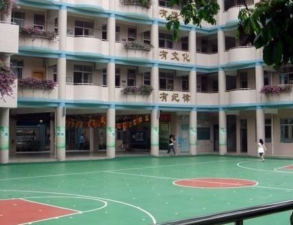 广州越秀区杨箕小学图片