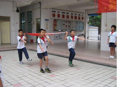 广州越秀区红火炬小学图片