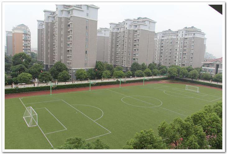 上海上宝中学图片