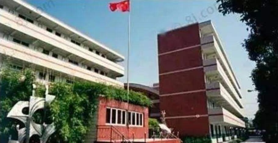 上海市北初级中学图片