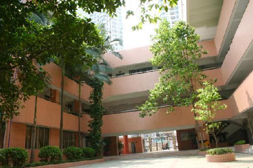 广州越秀区育才学校图片