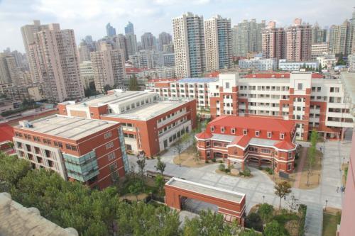 上海南洋模范中学图片