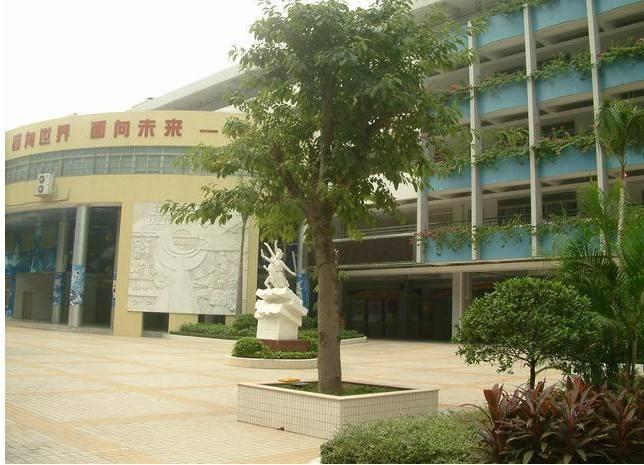 广州越秀区中星小学图片