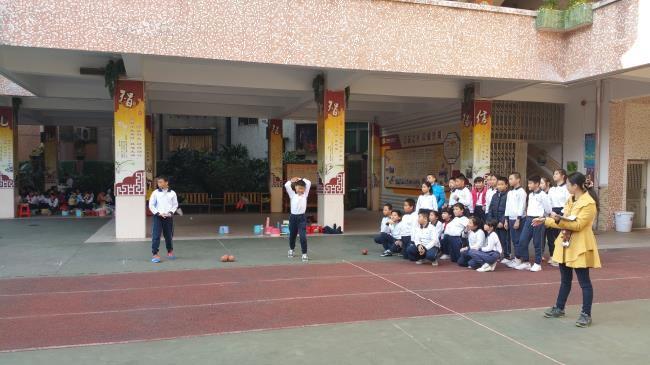 广州越秀区沙涌南小学图片