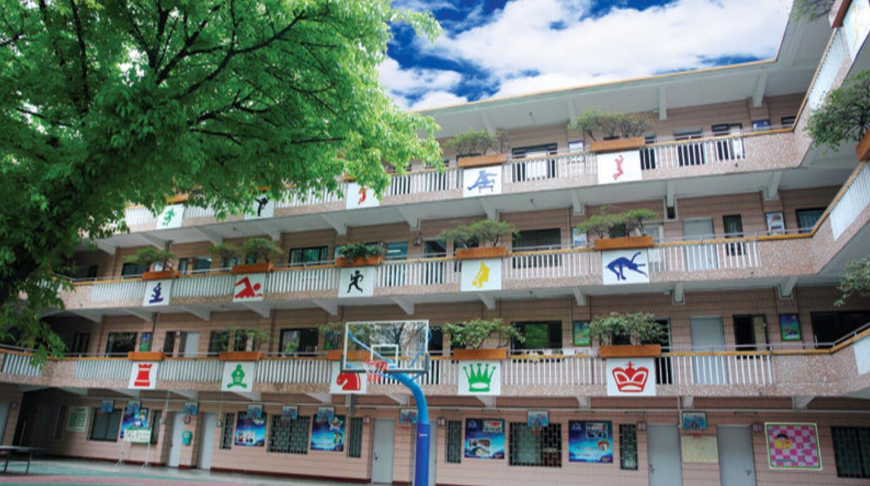 广州越秀区海珠中路小学图片