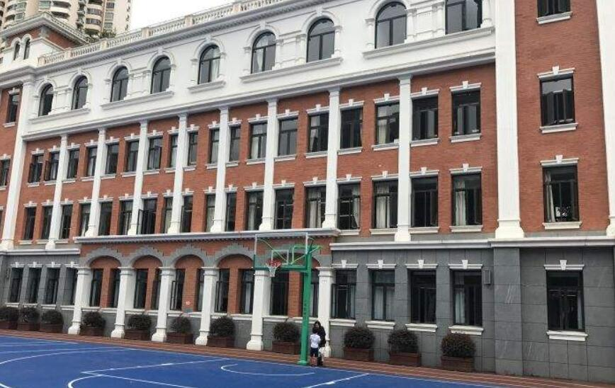 上海静安区第一中心小学图片