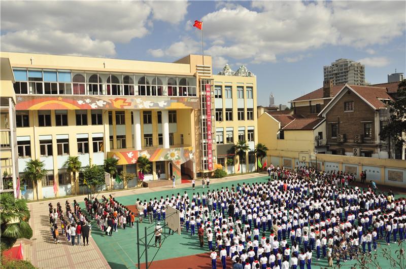 上海徐汇区向阳小学图片