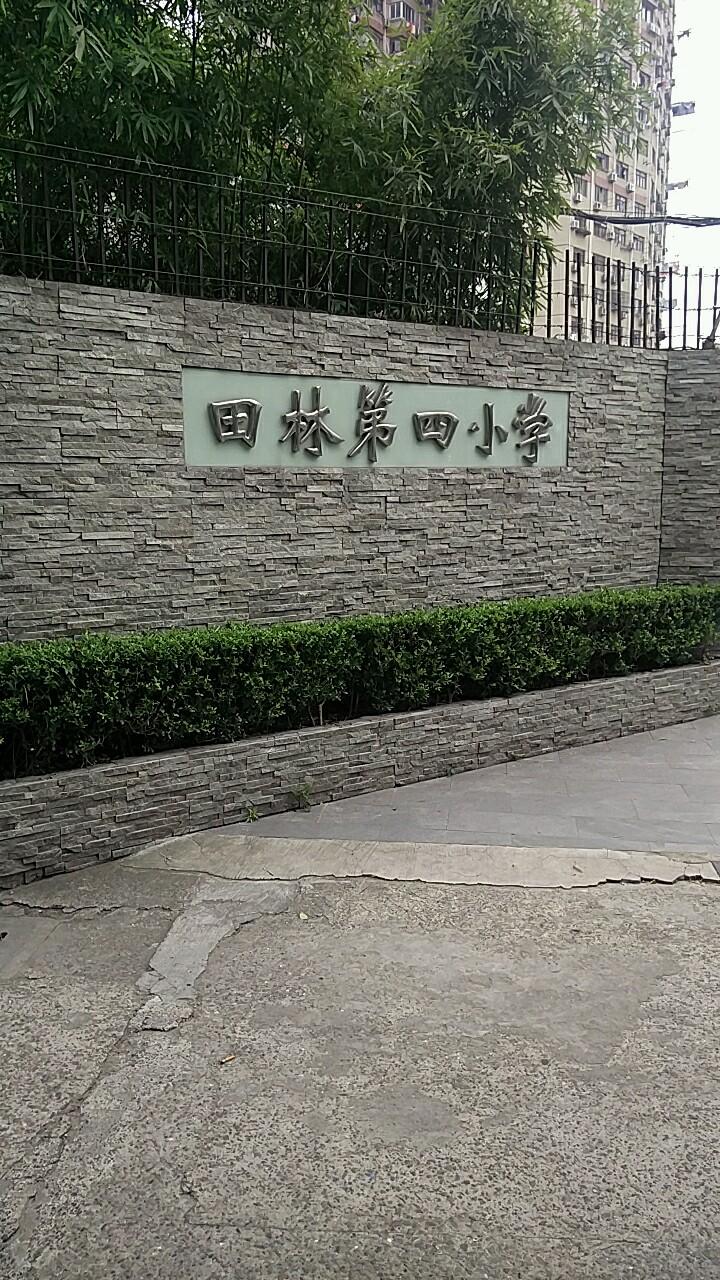 上海徐汇区田林第四小学图片