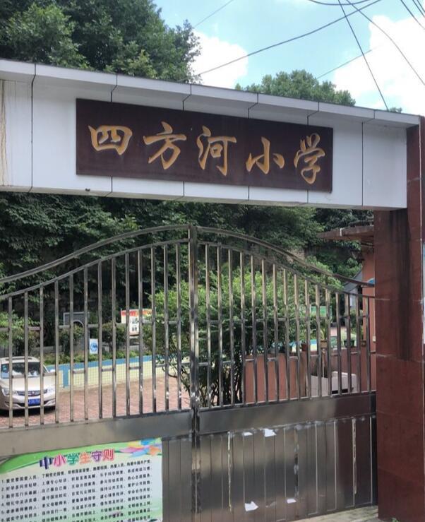 贵阳南明区四方河小学图片