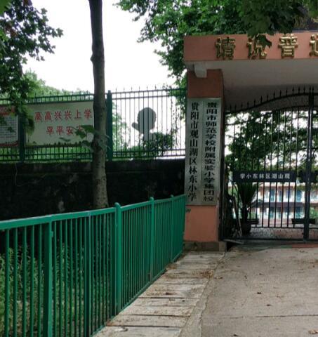 贵阳观山湖区林东小学图片