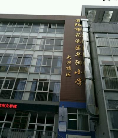 贵阳花溪区华阳小学图片