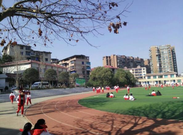 贵阳花溪区第一中学图片