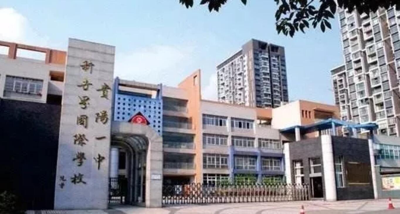 贵阳新世界国际学校图片